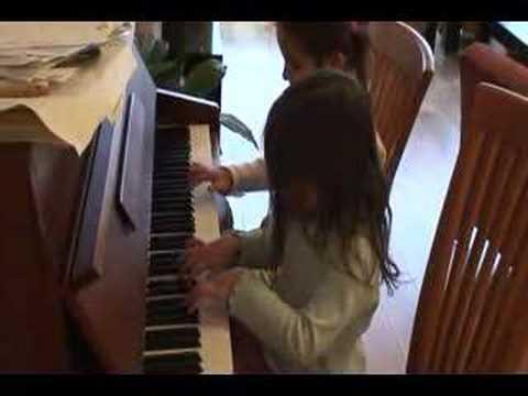The Frishman Sisters  Piano