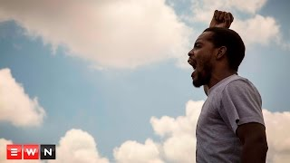 FeesMustFall leader Mcebo Dlamini, accused of assault, public violence and theft among others, appeared at the Palm Ridge Magistrates Court for his bail appeal.   Click here to subscribe to Eyewitness news: http://bit.ly/EWNSubscribe   Read full article on Eyewitness news: http://ewn.co.za/2016/11/09/mcebo-dlamini-i-ve-been-circumcised-prison-was-like-an-initiation  Like and follow us on: http://bit.ly/EWNFacebookAND https://twitter.com/ewnupdates   Keep up to date with all your local and international news: https://ewn.co.za     Produced by: Thomas Holder