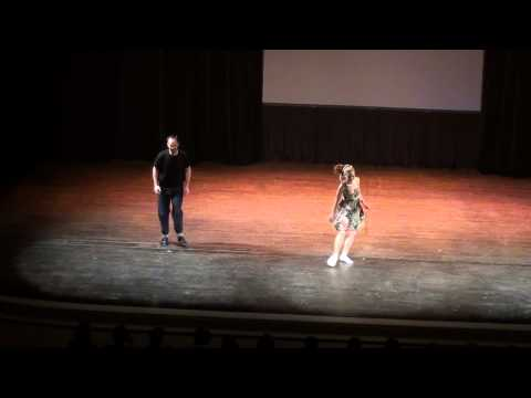Mike Hamby / Elissa Basco - Dancing with the Athen...