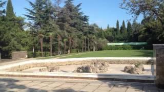 санаторий крым - парк санатория(, 2016-07-08T15:58:45.000Z)