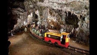 Postojna Caves  , Slovenia in Ultra 4k