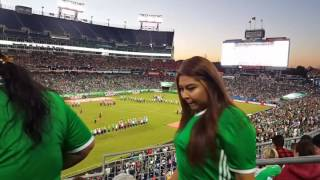 México vs New Zealand(Nashville,TN)