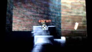 Modern Warfare 3 DS Defiance Online Gungame #1