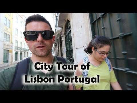 Lisbon the Capital of Portugal - Day 3 Vlog #503