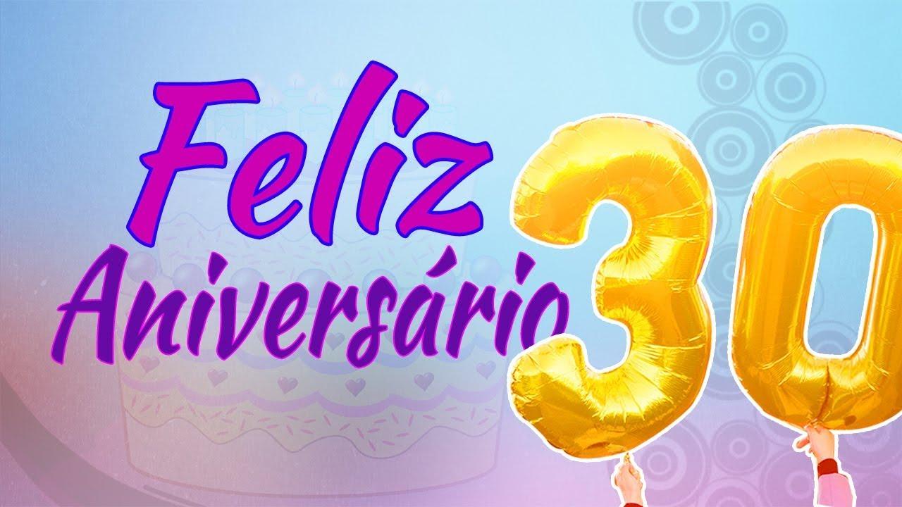 Feliz Aniversário! - YouTube