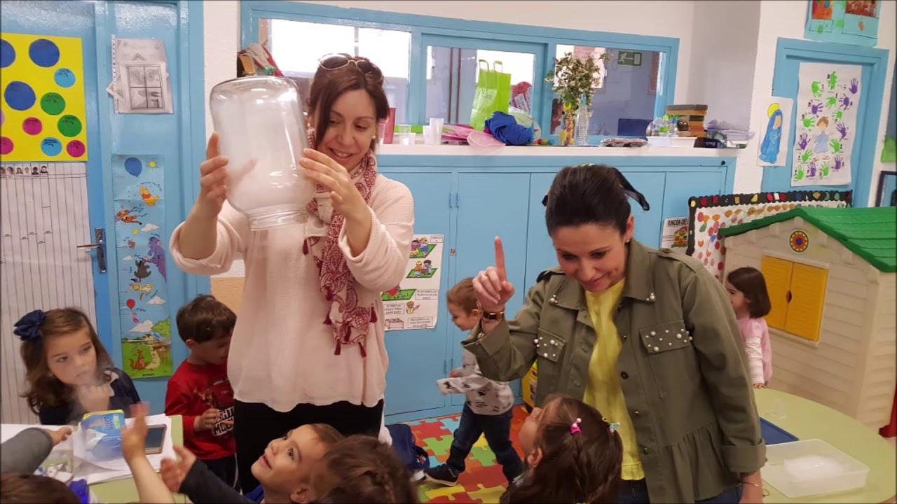 Proyecto El Agua 3 Años Ceip Santa Ana Madridejos Toledo Youtube