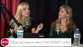 AMC Movie Talk Ep 14 - Dredd 3D, New Hobbit Trailer, RoboCop Costume, Amy Adams as Lois Lane