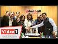 بالفيديو.. محمد على رزق يوضح سبب تسميته بـ