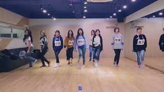 TWICE - Likey dance mirror