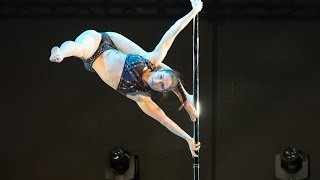 Tatyana Gordiyenko – UKRAINE - World Pole Dance Championships - Beijing, China
