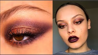SMOKEY SPARKLEY EYE USING THE NEW MARC JACOBS BEAUTY O!MEGA SHADOWS AND HIGHLINERS   Lucy Garland