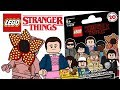 LEGO Stranger Things Minifigures - CMF Draft!