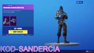SHOP FORTNITE 01.09.2019 NEW SKIN IS FOR...?