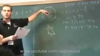 funny teacher raps in math class