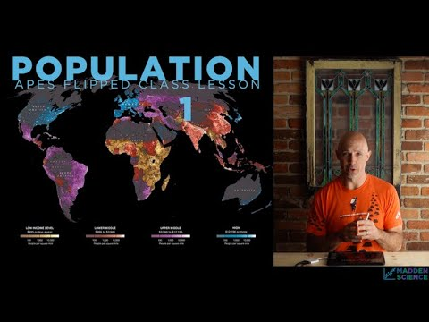 POPULATION 1: APES Flipped Classroom Lesson