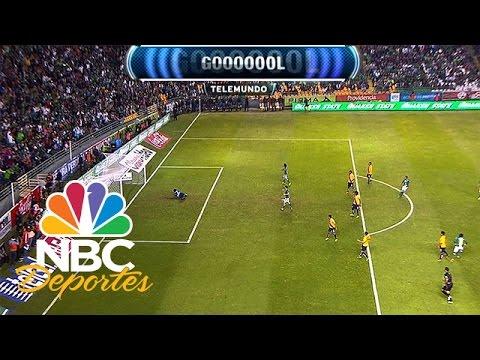 Gol de Hernán Darío Burbano - León 1-0 Morelia | FIFA | NBC Deportes