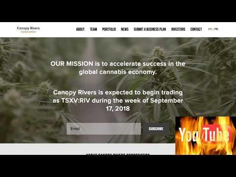 Stocks to buy: Canopy Rivers Corporation (TSXV: RIV)