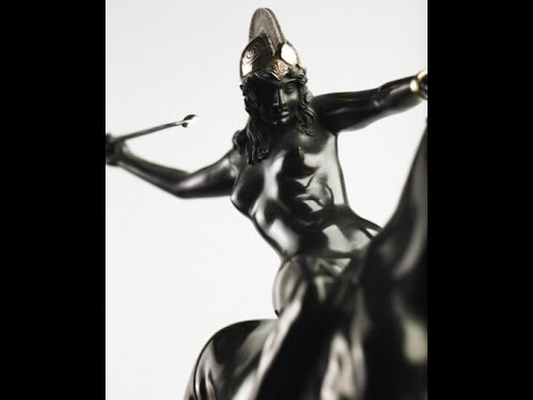 WONDER WOMEN: ANCIENT WARRIORS OF EURASIA