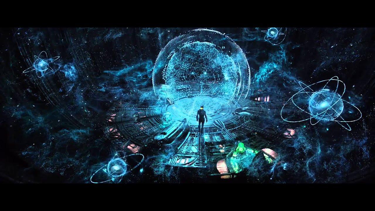 Prometheus - David in the Orrery