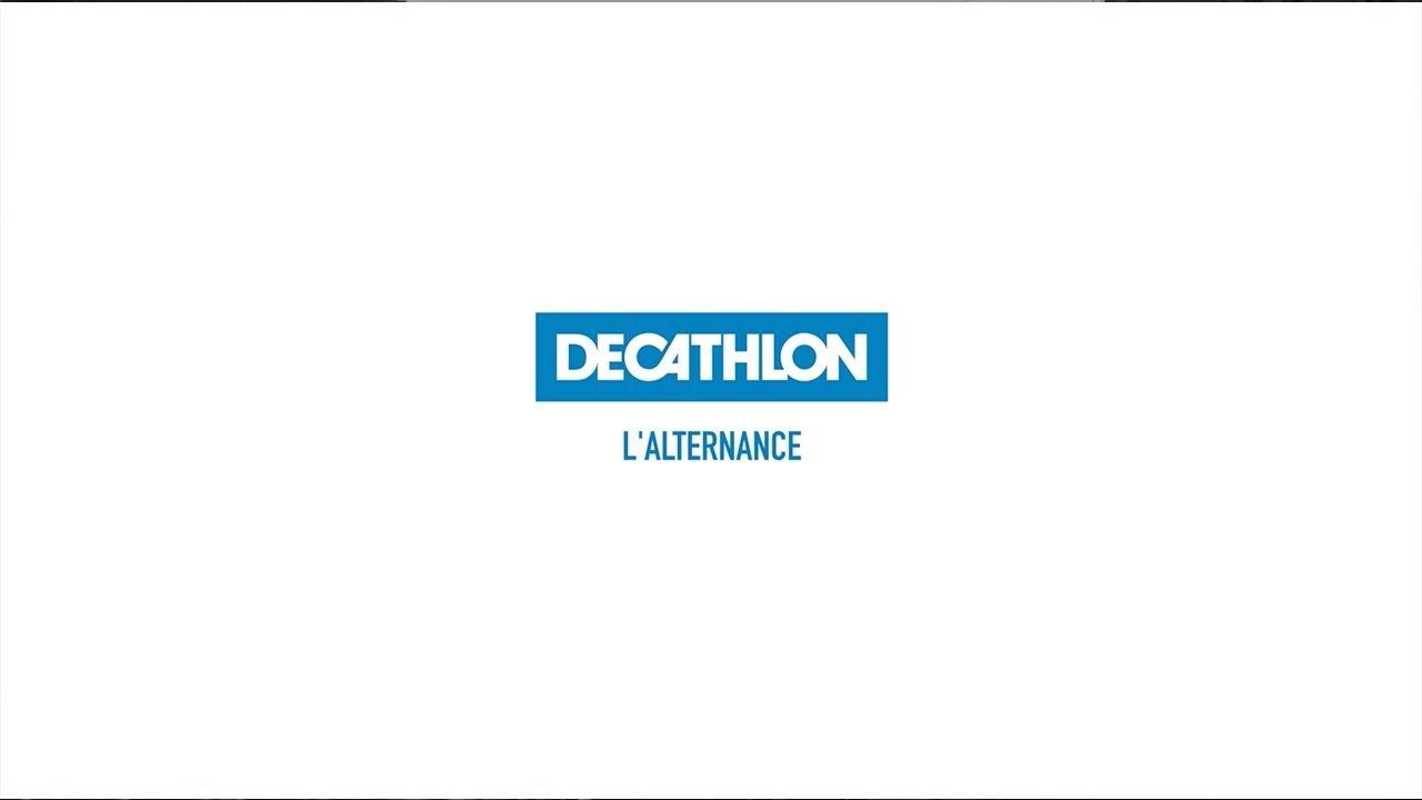 L'alternance chez Decathlon