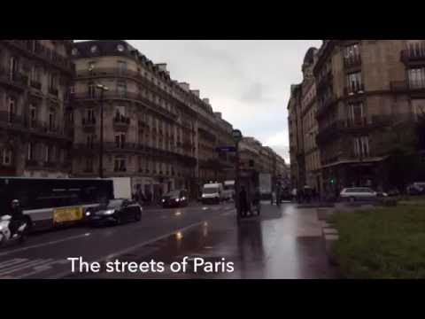 Travel Vlog - Paris and The Gardens of Luxembourg
