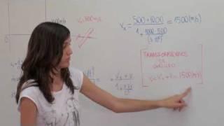 Las Transformaciones de Lorentz frente a las de Galileo (c)
