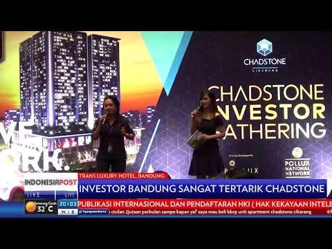 Investor Bandung sangat tertarik Chadstone
