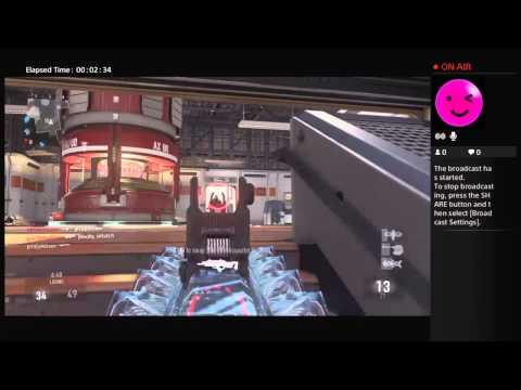 xJess-_-Kiara's Live PS4 Broadcast