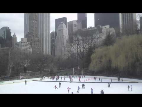 Wollman Rink Time Lapse - Central Park 3/15/11