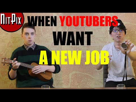 When YouTubers want a new job... Mp3