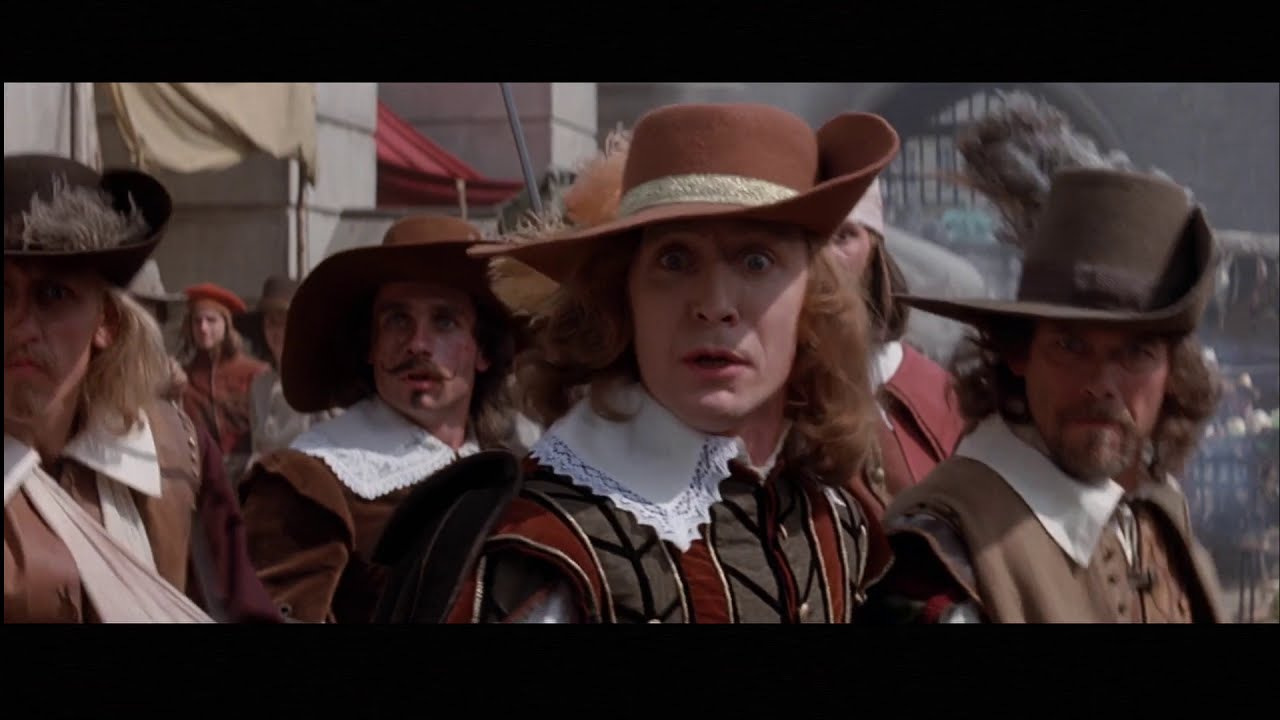 Download The Three Musketeers (1993) - Girard Charge (Final Scene)