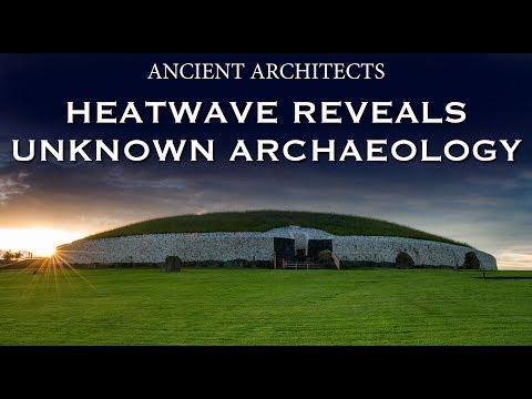 NEWS: Heatwave Reveals Unknown Archaeology in Britain & Ireland  Ancient Architects