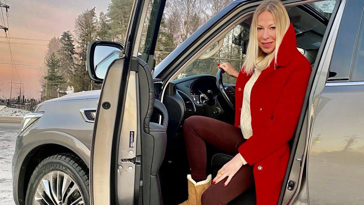Нравятся женщины на больших авто? #shorts #лисарулит #lisarulit