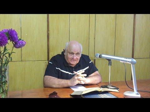 Праведность по вере. Лекция 1. Панков Александр Александрович