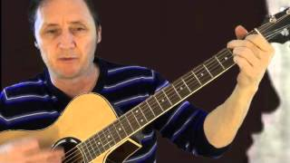 Learn Cash Songs Big River Guitar Lesson