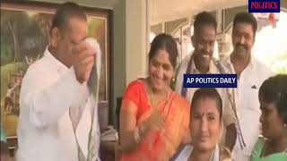 YSRCP Leader in Party Joining programme at Vizianagaram   AP Politics Daily