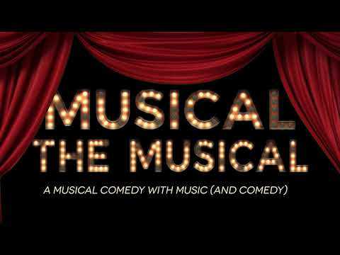 "Shadowbox Live's ""Musical the Musical: A Musical Comedy with music (and comedy)"""