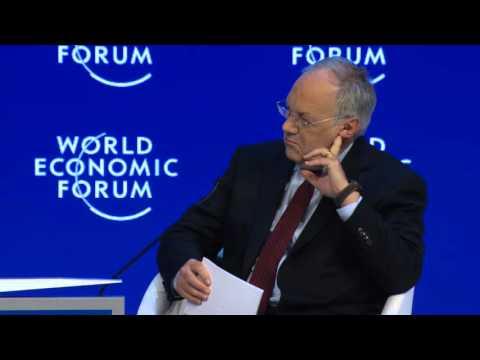 Davos 2016 - Welcoming Remarks and Special Address with Johann N. Schneider-Ammann