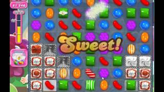 Candy Crush Saga - level 1221 (3 star, No boosters)