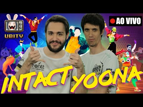 YOONA E INTACT NO JUST DANCE?????? - UbiTVBrasil