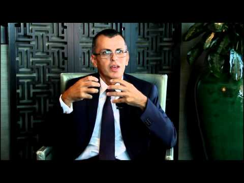 bizbahrain interview at the Capital Club – MAZIN KHOURY, CEO, American Express Middle East