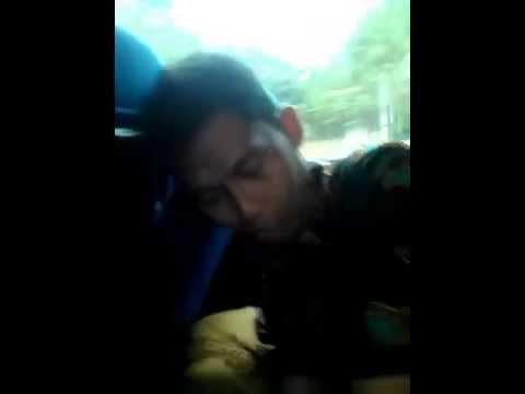 cari kesempatan pura - pura tidur di bus - HOT