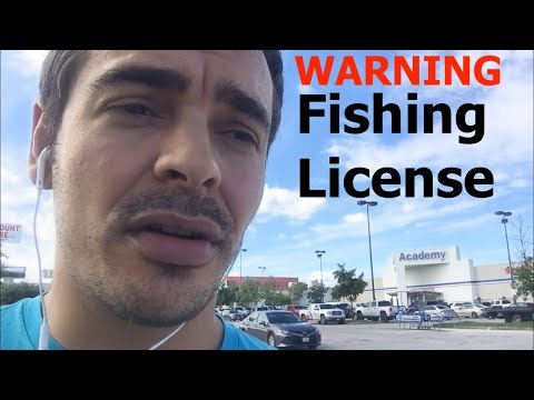 How To Get A Fishing License