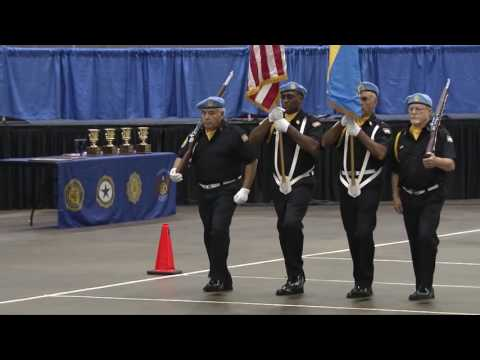 2016 Color Guard Competition
