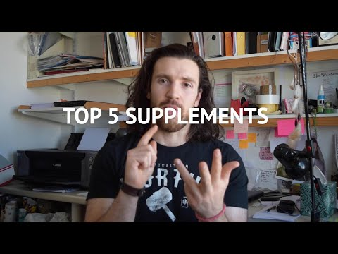 Top 5 supplements for Endurance Performance