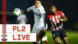 PL2 Live: Southampton vs Stoke City