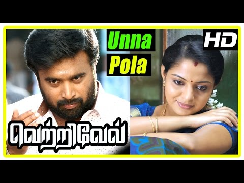 Vetrivel tamil movie | scenes | Unna Pola song | Prabhu warns Ilavarsu indirectly | Sasikumar