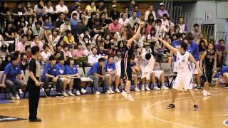 牛田悠理三分球(瓊斯盃女籃-中華vs日本)