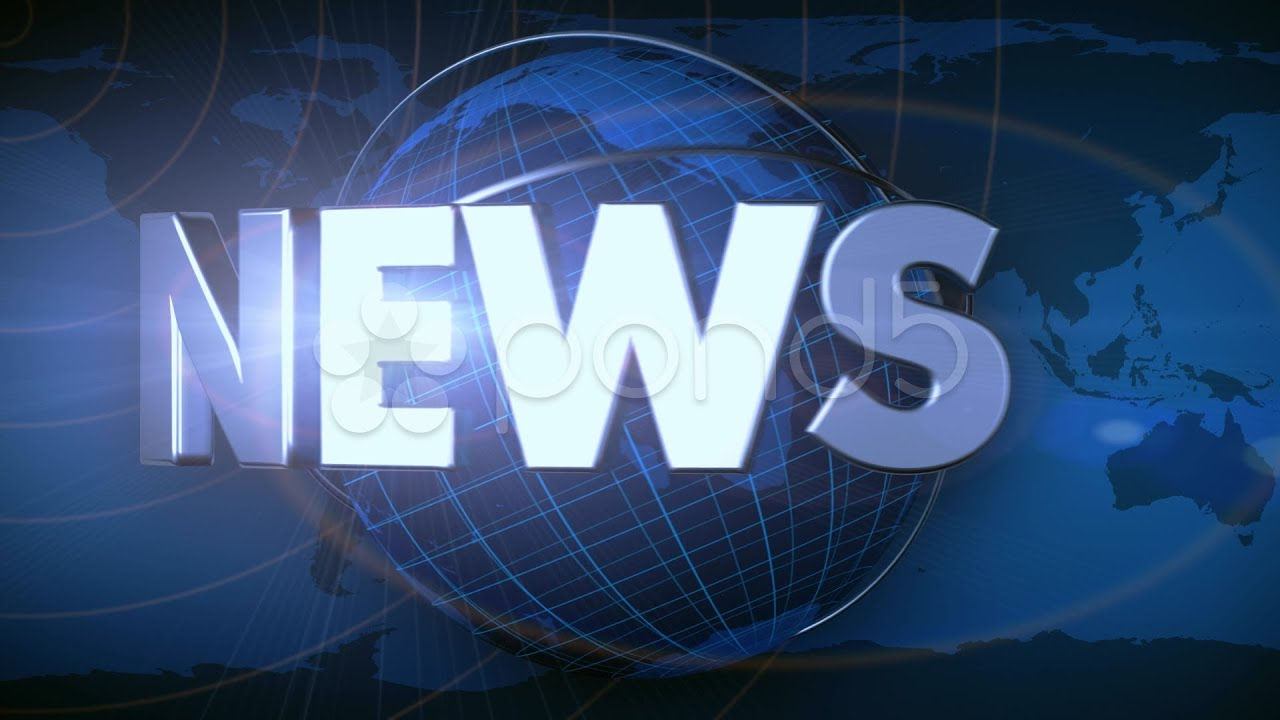 News Background Stock Footage Video  Shutterstock