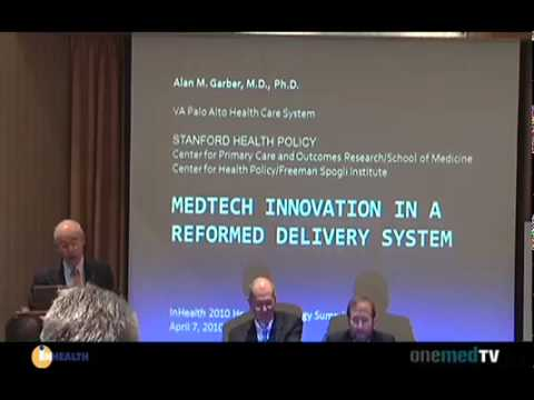 Session I: Medtech Innovation in a Reformed Delivery System - Part 1